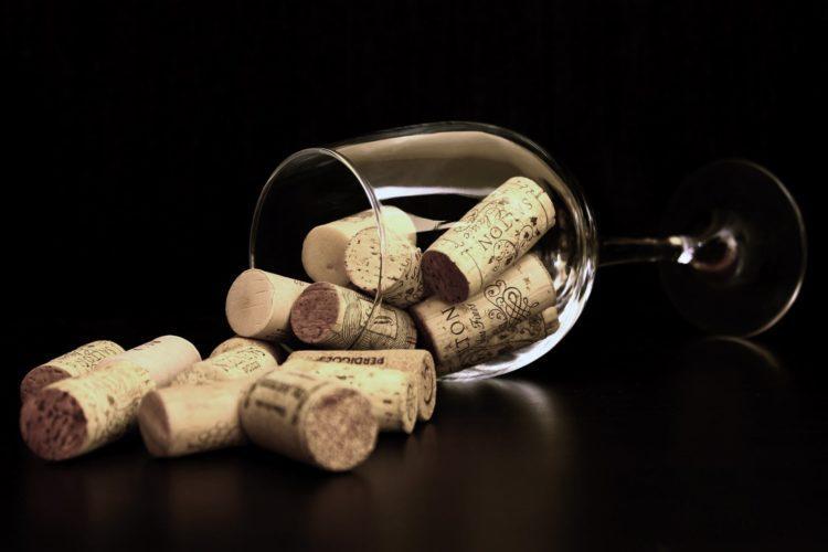 Il vino che sa di tappo