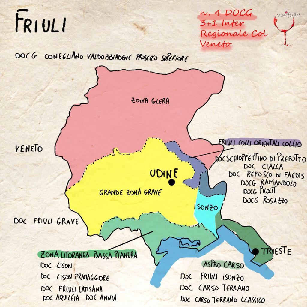 Vini e Vigneti Friulani